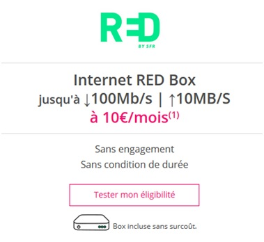 vente privée red