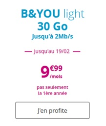 B&YOU Light