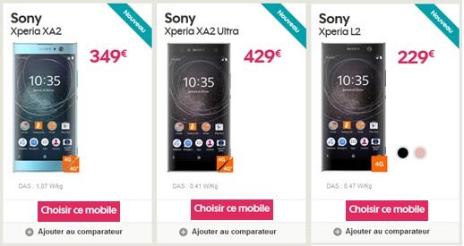 Sony Xperia Sosh