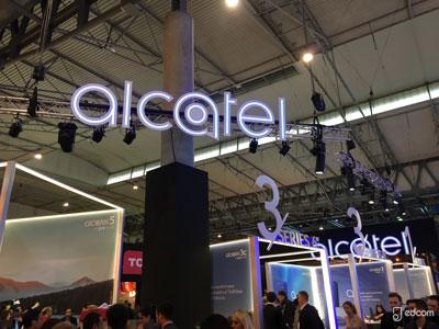 Stand Alcatel