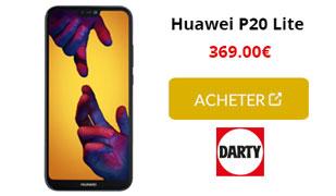 Huawei P20 Lite Darty