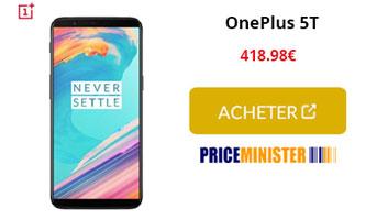 OnePlus 5T CTA