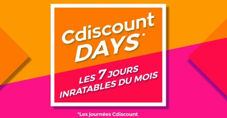 cdiscount-days
