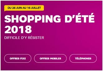 Shopping SFR