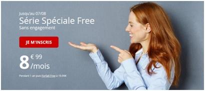 Série Spéciale Free Mobile