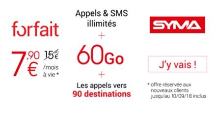 Vente Privée Syma Mobile