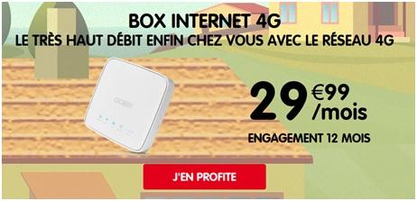 4G Box NRJ Mobile