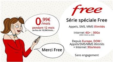 forfait-free30go