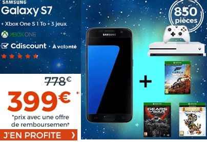 gamaxys7-cdiscount
