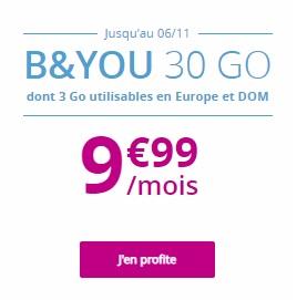 bandyou-30go-Bouygues-telecom