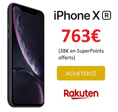 iphone-XR-apple-rakuten