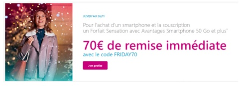 70 euros bouygues smartphone