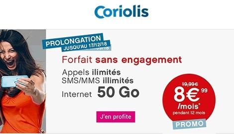 coriolis-50go-promo