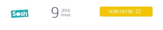 forfait sosh 50go promo à 9,99€