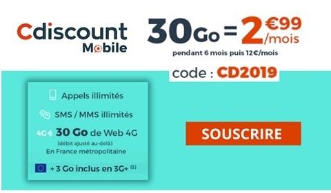 cdiscount30go