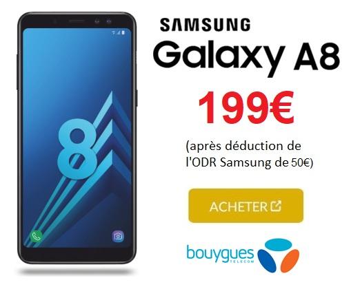 samsung-galaxy-a8-2018-soldes-bouygues-télécom