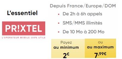 forfait-prixtel-2euros