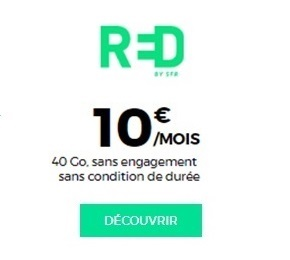 le-forfait-red-40go