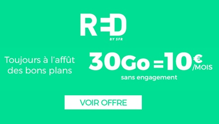 le-forfait-red-30go