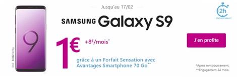 Pour rentrer dans les détails, le Samsung Galaxy S9 est doté d une dalle  Infinity Display de 5.8 pouces et d un processeur haut de gamme Exynos 9  Octa 9810. c11a52bcea0a