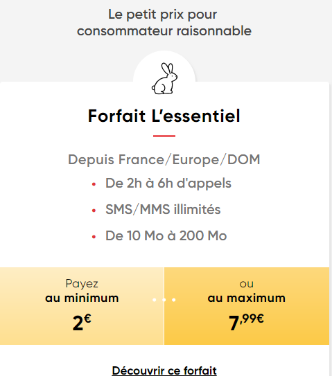 Prixtel-essentiel-2euros