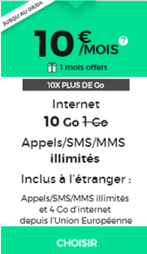 forfait-red-10go-promo