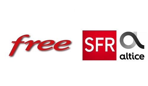 Conflit SFR Altice et Free