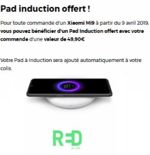 red-pad-induction-offert-xiaomi-mi9