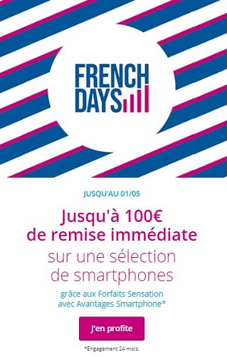 French Days Bouygues Telecom