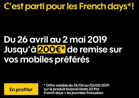 French Days chez SOSH