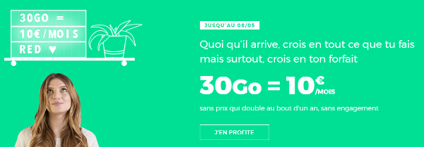 forfait-RED-30-Go
