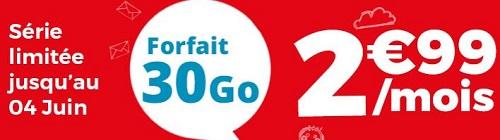 Forfait aps cher Auchan
