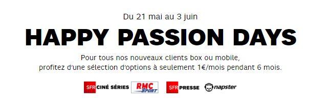 Happy Passion Days SFR