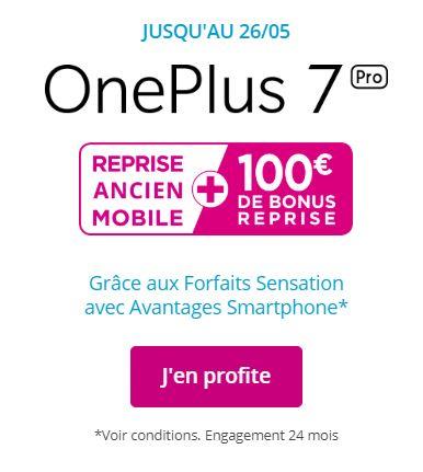 OnePlus 7 Pro bonus