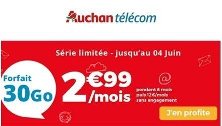 forfait-auchant-telecom-30go