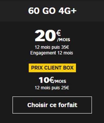 Promo-Forfait-60-Go-SFR-abonnés-Box
