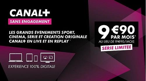 Vente Privée Canal+ Veepee
