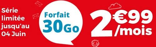 Forfait Auchan Telecom pas cher