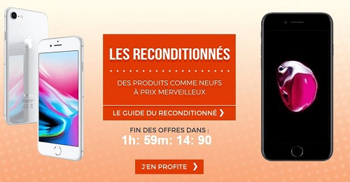 Promo iPhone Cdiscount