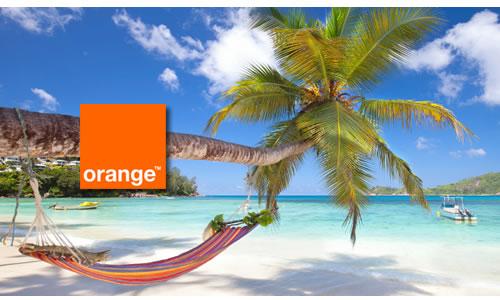 Votre forfait Orange à l'étranger