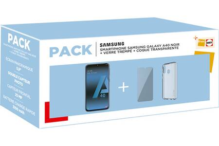Pack cadeau Samsung Darty