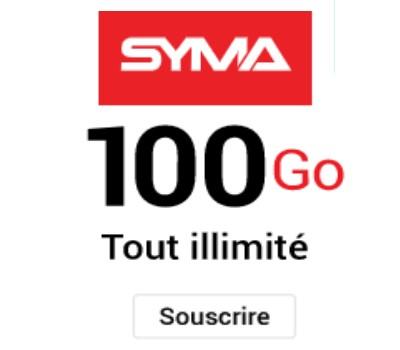 Forfait-Syma-mobile-100go