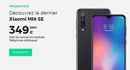 Xiaomi MI9 SE pas cher