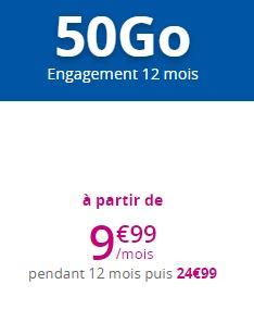 Forfait Bouygues Telecom Sensation