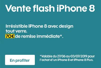 Vente-flash-iPhone8-SOSH