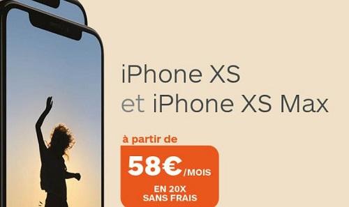 Paiement Iphone XS Boulanger