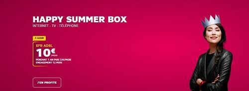 Happy Summer Box SFR
