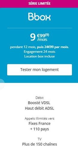 BBOX ADSL