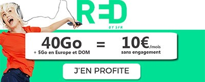 forfait-red-40go-personnalisable