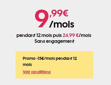 Forfait Mobile Derniere Chance Pour Saisir La Promo Free Mobile 50go A 8 99 Euros Ou Sosh 50go A 9 99 Euros